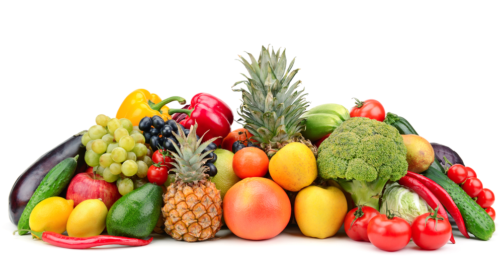 fruits that are vegetables what are the healthy fruits